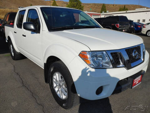 2019 Nissan Frontier for sale at Guy Strohmeiers Auto Center in Lakeport CA