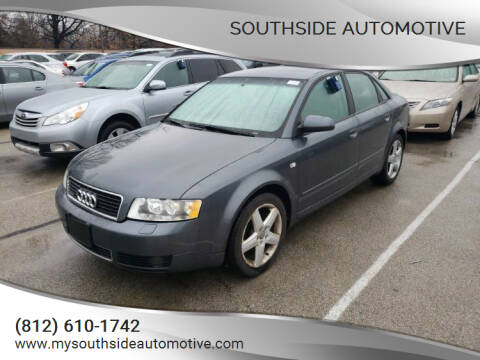 2005 Audi A4 for sale at Southside Automotive in Washington IN