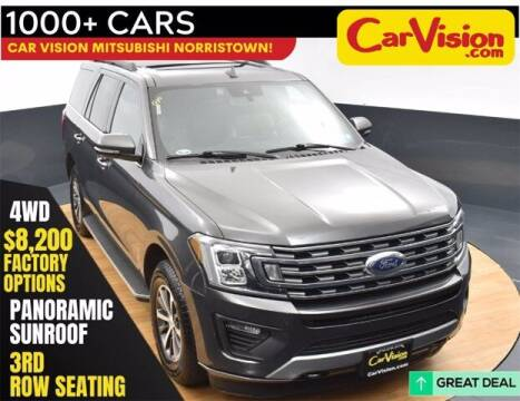 2018 Ford Expedition for sale at Car Vision Buying Center in Norristown PA