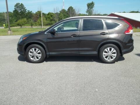 2013 Honda CR-V for sale at Rt. 44 Auto Sales in Chardon OH
