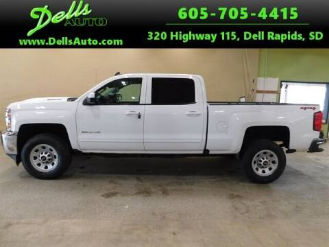 2019 Chevrolet Silverado 2500HD for sale at Dells Auto in Dell Rapids SD