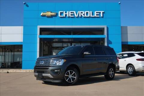 2020 Ford Expedition for sale at Lipscomb Auto Center in Bowie TX