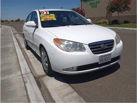 2007 Hyundai Elantra for sale at D & I Auto Sales in Modesto CA