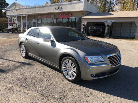 2011 Chrysler 300 for sale at Townsend Auto Mart in Millington TN