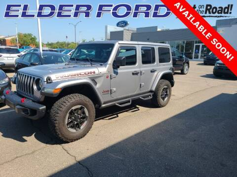 2018 Jeep Wrangler Unlimited for sale at Mr Intellectual Cars in Troy MI