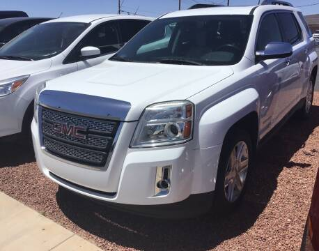 2011 GMC Terrain for sale at SPEND-LESS AUTO in Kingman AZ