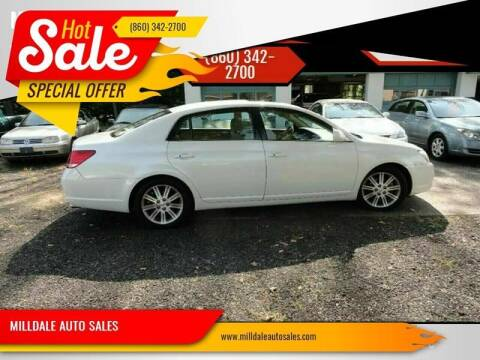 2006 Toyota Avalon for sale at MILLDALE AUTO SALES in Portland CT