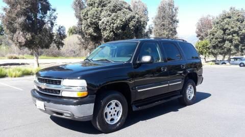 2004 Chevrolet Tahoe for sale at Goleta Motors in Goleta CA