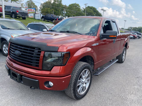 2014 Ford F-150 for sale at Ball Pre-owned Auto in Terra Alta WV