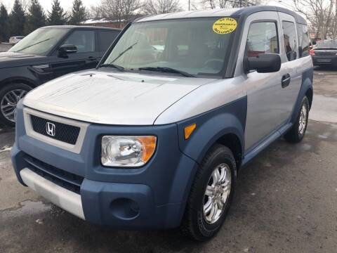 2006 Honda Element for sale at Delaware Auto Sales in Delaware OH
