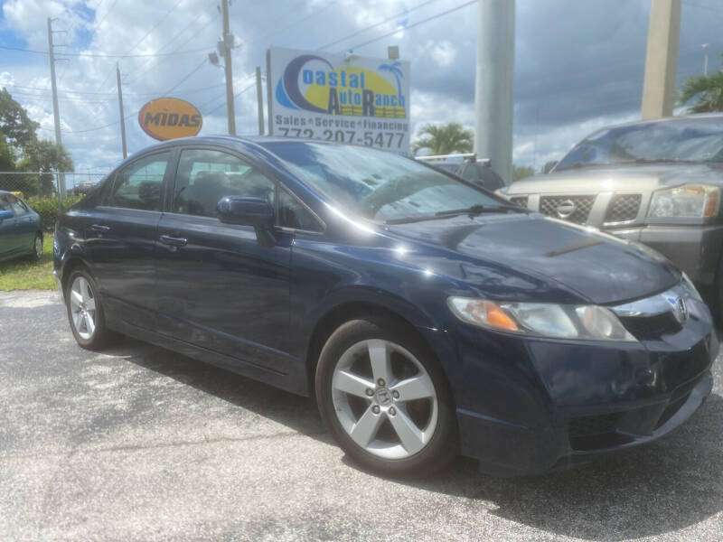 2010 Honda Civic for sale at Coastal Auto Ranch, Inc. in Port Saint Lucie FL