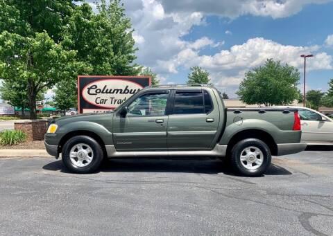 2002 Ford Explorer Sport Trac for sale at Columbus Car Trader in Reynoldsburg OH
