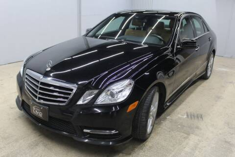 2013 Mercedes-Benz E-Class for sale at Flash Auto Sales in Garland TX