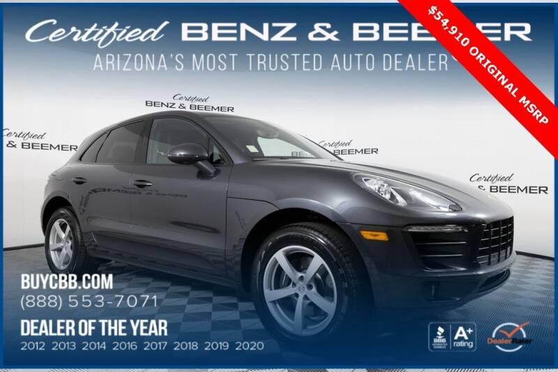 2018 Porsche Macan for sale in Scottsdale, AZ
