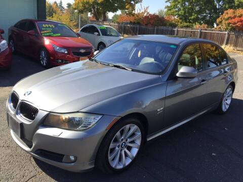 2011 BMW 3 Series for sale at TDI AUTO SALES in Boise ID