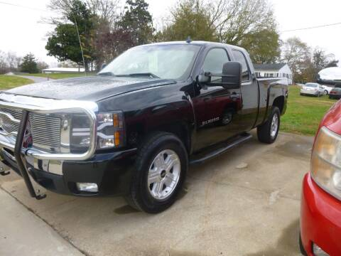 2011 Chevrolet Silverado 1500 for sale at Ed Steibel Imports in Shelby NC
