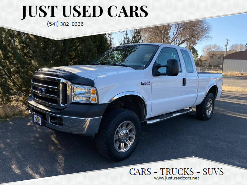 2006 Ford F-250 Super Duty for sale at Just Used Cars in Bend OR
