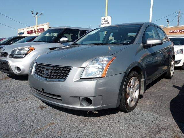2008 Nissan Sentra for sale at Auto Plaza in Irving TX