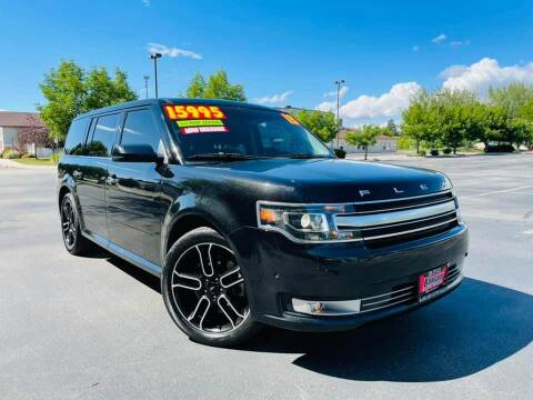 2013 Ford Flex for sale at Bargain Auto Sales LLC in Garden City ID
