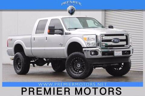 2016 Ford F-250 Super Duty for sale at Premier Motors in Hayward CA