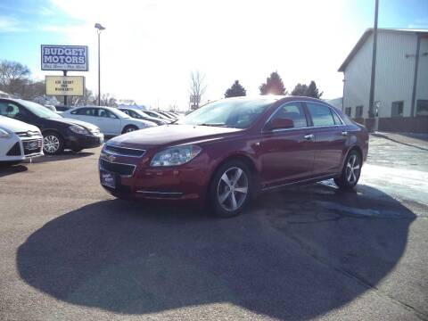 2008 Chevrolet Malibu for sale at Budget Motors in Sioux City IA