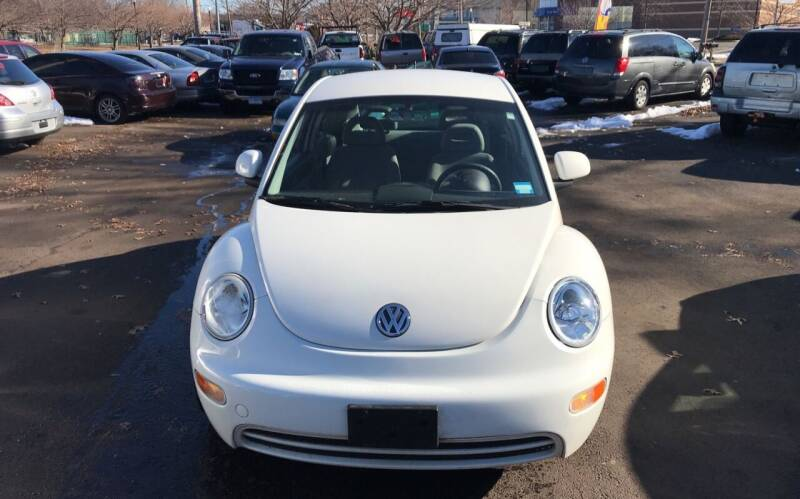 1998 Volkswagen New Beetle for sale at Vuolo Auto Sales in North Haven CT