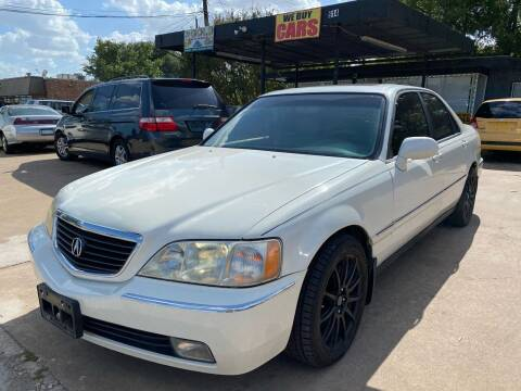 2000 Acura RL for sale at Cash Car Outlet in Mckinney TX