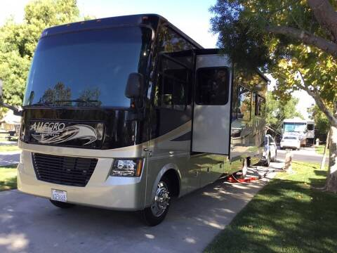 2011 Tiffin 34 TGA for sale at HIGH-LINE MOTOR SPORTS in Brea CA