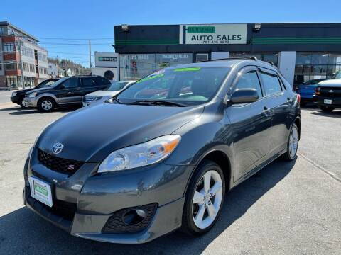 2009 Toyota Matrix for sale at Wakefield Auto Sales of Main Street Inc. in Wakefield MA