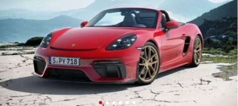 2022 Porsche 718 Boxster for sale at Gulf Coast Exotic Auto in Biloxi MS