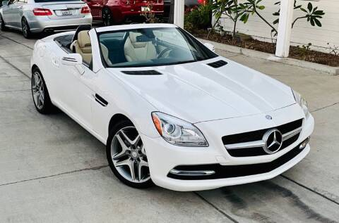 2014 Mercedes-Benz SLK for sale at Pro Motorcars in Anaheim CA