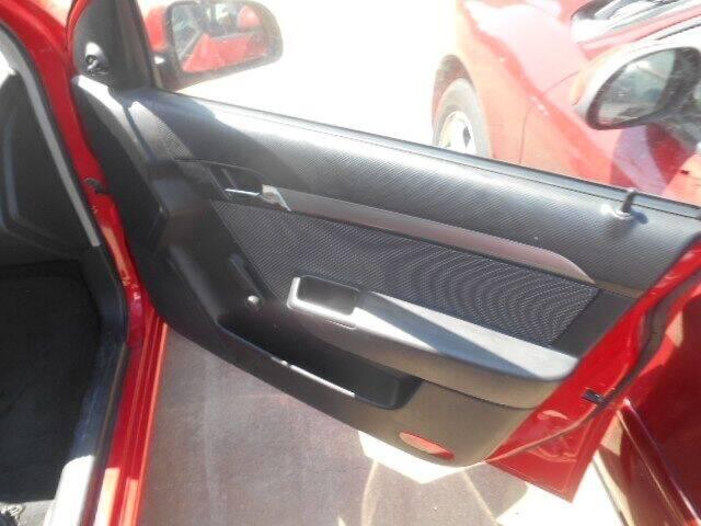 2007 Chevrolet Aveo LS 4dr Sedan - Chamberlain SD