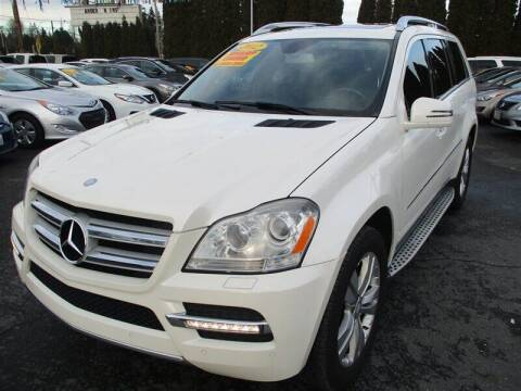 2012 Mercedes-Benz GL-Class for sale at GMA Of Everett in Everett WA