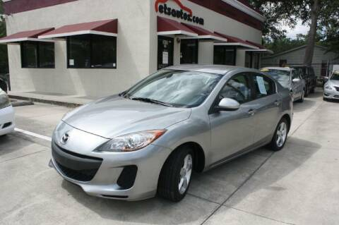 2013 Mazda MAZDA3 for sale at ETS Autos Inc in Sanford FL