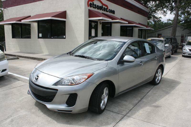 2013 Mazda MAZDA3 for sale at ETS Autos Inc in Sanford FL