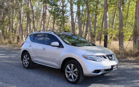 2012 Nissan Murano for sale at Northwest Premier Auto Sales in West Richland WA