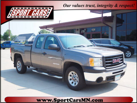 2013 GMC Sierra 1500 for sale at SPORT CARS in Norwood MN