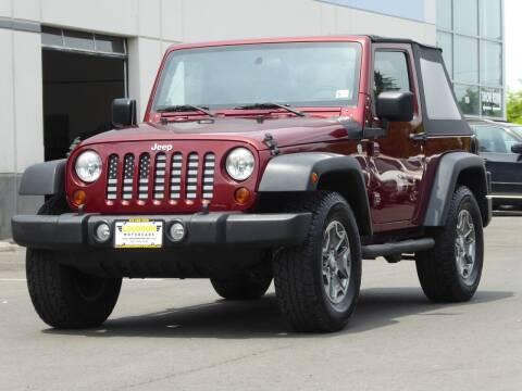 2010 Jeep Wrangler for sale at Loudoun Motor Cars in Chantilly VA