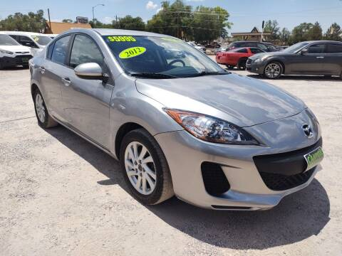 2012 Mazda MAZDA3 for sale at Canyon View Auto Sales in Cedar City UT