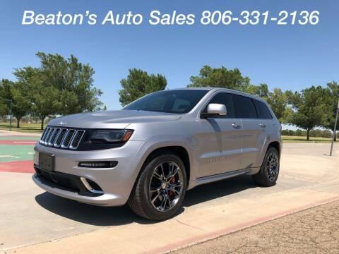 2014 Jeep Grand Cherokee for sale at Beaton's Auto Sales in Amarillo TX