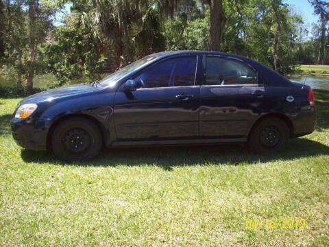 2007 Kia Spectra for sale at Bargain Auto Mart Inc. in Kenneth City FL