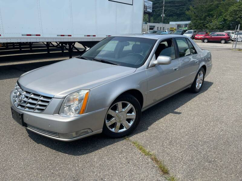 2007 Cadillac DTS for sale at Giordano Auto Sales in Hasbrouck Heights NJ