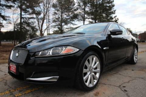 2013 Jaguar XF for sale at Oak City Motors in Garner NC