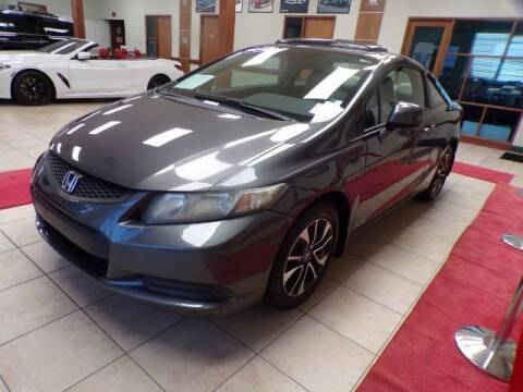 2013 Honda Civic for sale at Adams Auto Group Inc. in Charlotte NC