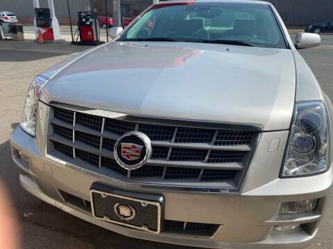 2008 Cadillac STS for sale at Story Brothers Auto in New Britain CT