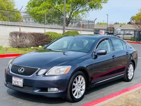 2006 Lexus GS 300 for sale at United Star Motors in Sacramento CA