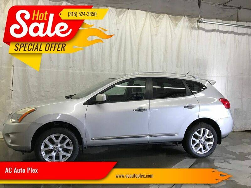 2011 Nissan Rogue for sale at AC Auto Plex in Ontario NY