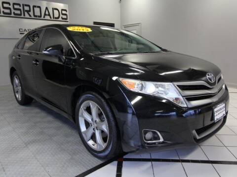 2013 Toyota Venza for sale at Crossroads Car & Truck in Milford OH