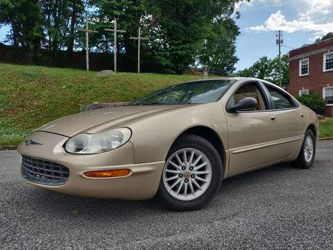 1999 Chrysler Concorde for sale at Auto Titan - BUY HERE PAY HERE in Knoxville TN