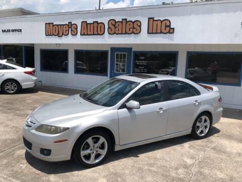 2006 Mazda MAZDA6 for sale at Moye's Auto Sales Inc. in Leesburg FL